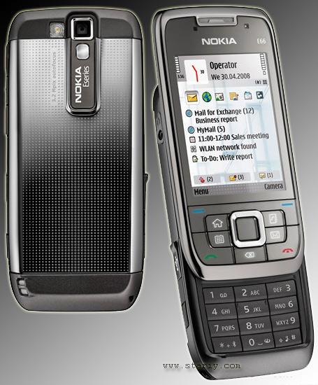 Nokia E66,E66,nokia,actualite,tests,fiche technique,Acheter en ligne,produits,Logiciels,OVI,Music Store,mobile,portable,phone,music,accessoires,prix,downloads,telecharger,software,themes,ringtones,games,videos,