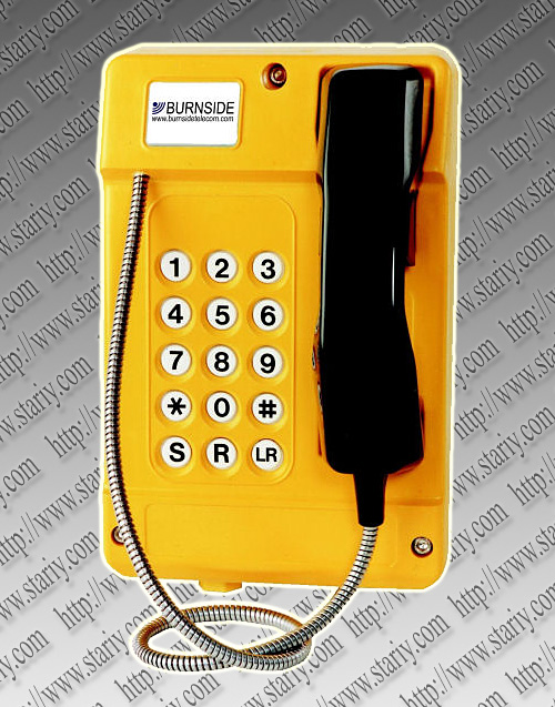 Burnside P400 GSM Tough Phone. Вандалы отдыхают…