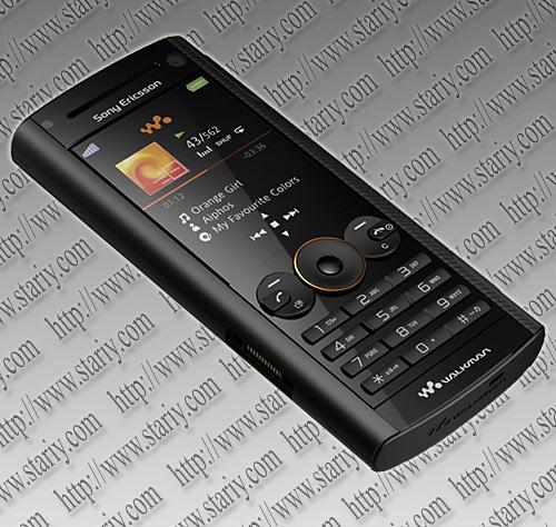 Sony Ericsson W902 Walkman.