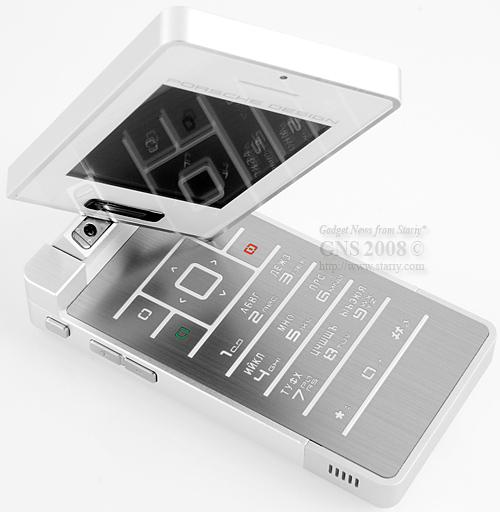 Sagem P9521 Porsche Design. Эксклюзивный мобильный телефон.