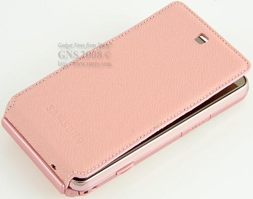 Samsung F480 Coral Pink в новом нежно розовом цвете.