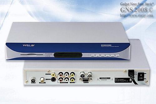 DVB-T (Digital Video Broadcasting Terrestrial). Европейский стандарт цифрового телевидения.