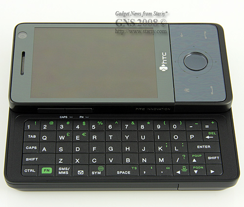 HTC Touch Pro T7272.