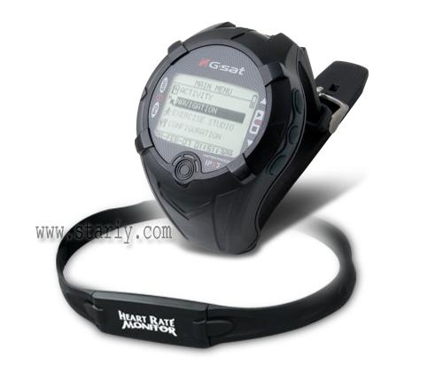 GlobalSat GH-625. Водонепроницаемые часы для спортсменов с GPS.