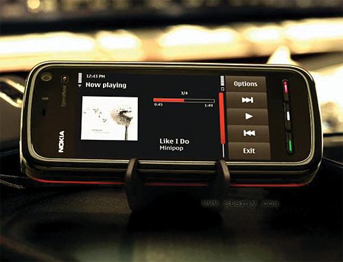 Nokia 5800 XpressMusic Tube