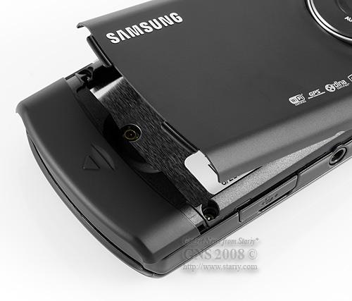 Samsung GT-i8510 INNOV8 Mirror Black