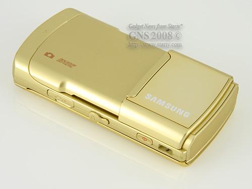 Samsung SGH-G810 Rich Gold. Золотой флагман.