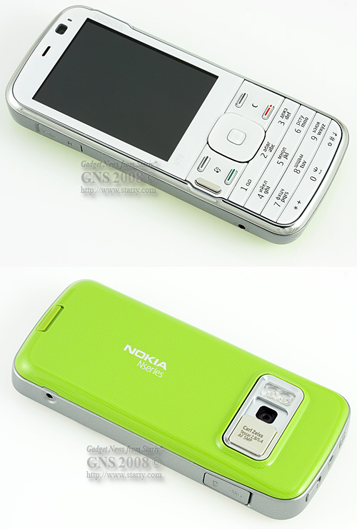 Nokia N79 Canvas White