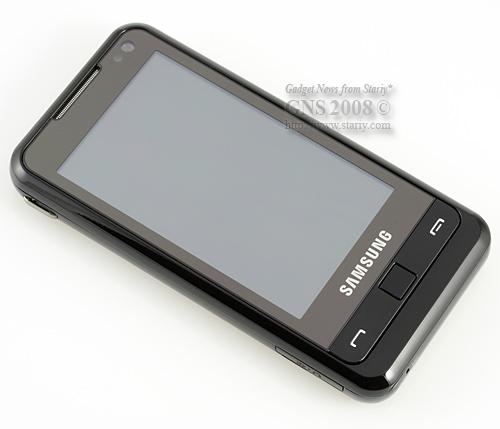 Samsung Player Addict Noir. Русский WiTu по французски или Omnia опять меняет имена!?