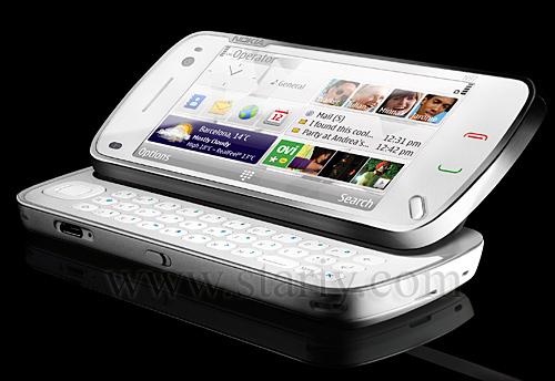 Сенсорный смартфон Nokia N97