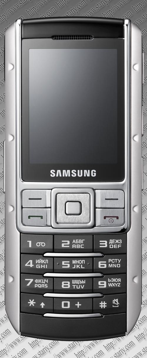 Samsung Ego. Мобильный телефон с корпусом liguid metal.
