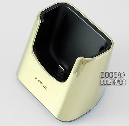 фирменная подставка, кредл Nokia DT-19