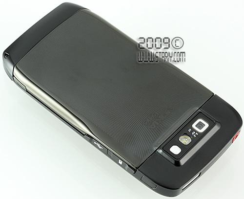 Смартфон Nokia E71 Black Steel. Теперь и в чёрном цвете.