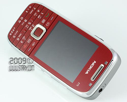 Nokia E75 Red