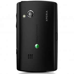 5. Sony Ericsson Xperia X10 mini pro.