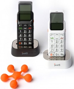 01. Мобильный телефон Just5 CP11