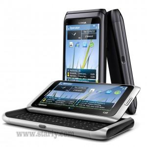 01. Смартфон Nokia E7